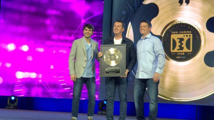 Clickfunnels award