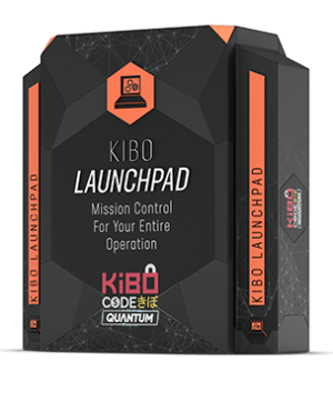 Kibo Launchpad software