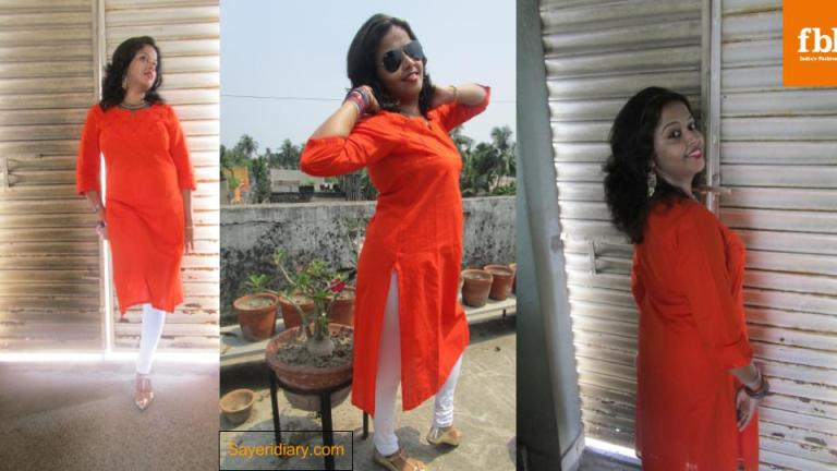How to Style an Ethnic Kurti – Summer Special – OOTD