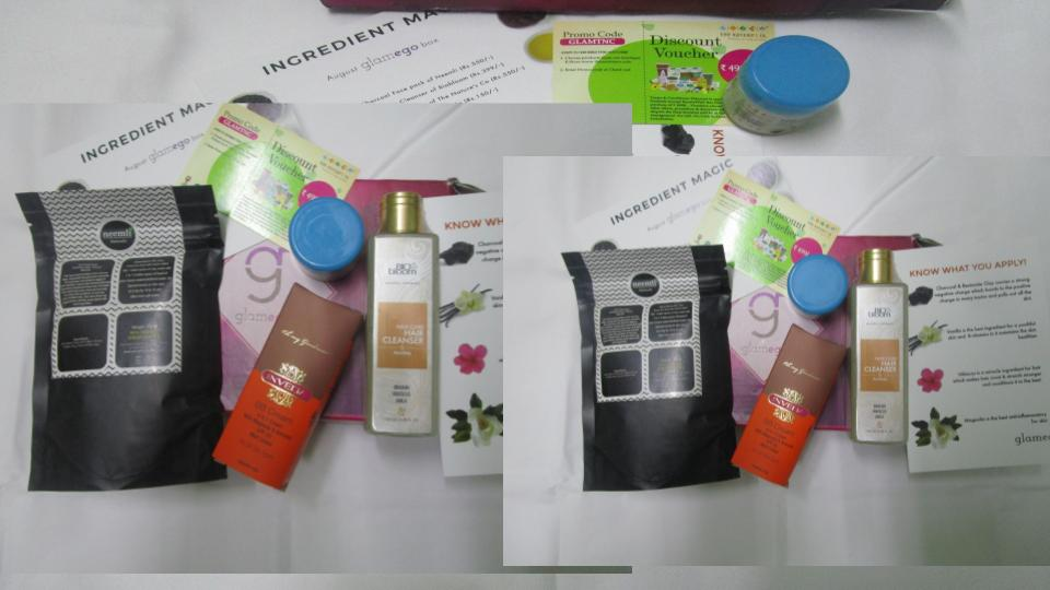 Glamego Box August
