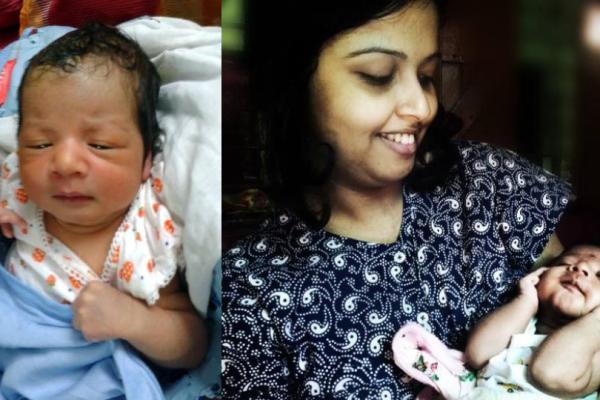 World BreastFeeding Week – My Journey As A  Mother