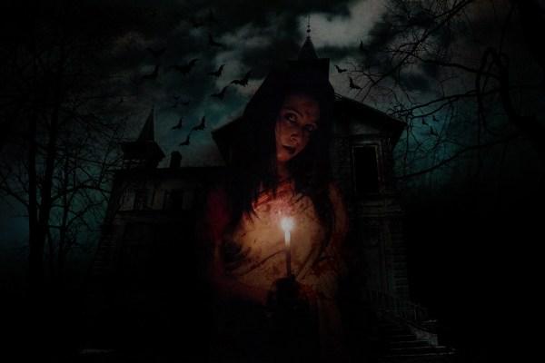 An Earthbound Spirit – A Halloween Special Look!