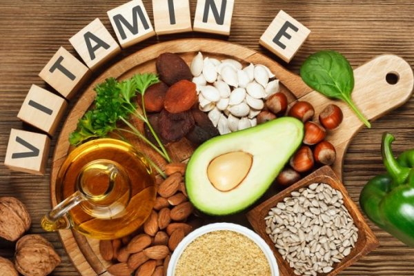 Importance of Vitamin E – #EVION