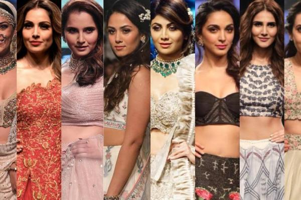 'Muses' who turned out to 'beauty goddess' At LAKME FASHION WEEK 2018