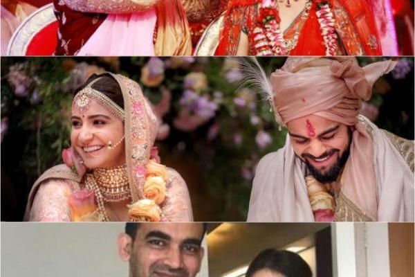3 Celebs Who Gave Us Major Bridal Fashion Goals