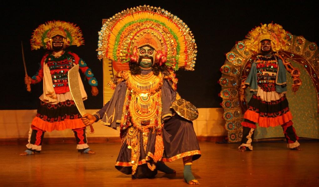 Chhau Dance
