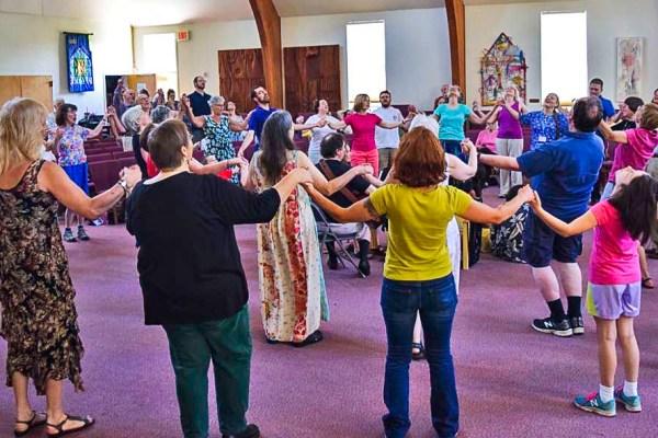 Dance of Universal Peace – A to Z Challenge April 2018 #DanceKaPunchnama
