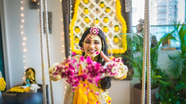 Ante Up Your Haldi Ceremony with These Awesome Ideas