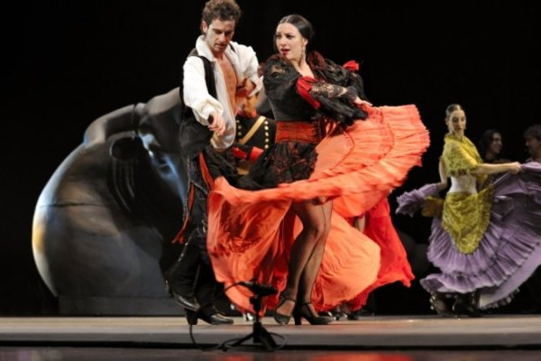 Flamenco Dance – A to Z Challenge April 2018 #DanceKaPunchnama