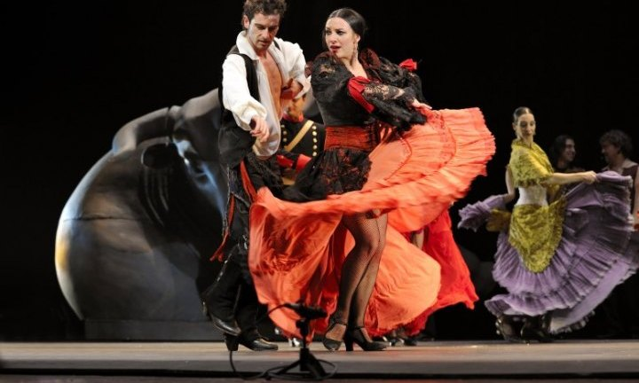 Flamenco Dance – A to Z Challenge April 2018 #DanceKaPunchnama