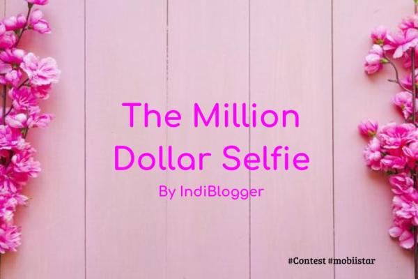My Million Dollar Selfie!