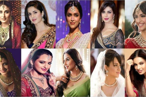 The Bollywood Divas & Glamorous Traditional Avatar