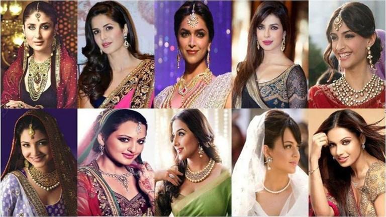 The Bollywood Divas & Glamorous Traditional Avatar