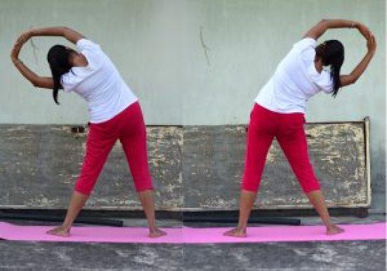 yoga day celebration by sayeridiary