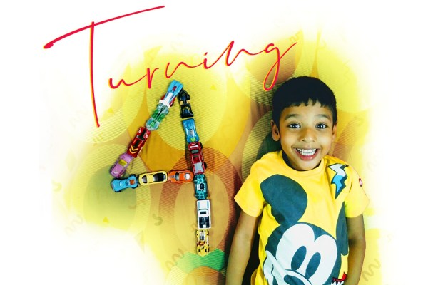 My Promises To You – #MickeyTurning4