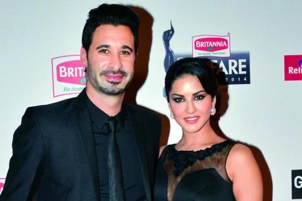 SUNNY LEONE & DANIEL WEBER:  Giving Us Major Couple Goals