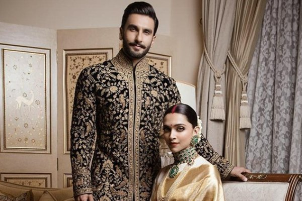 Deepika & Ranveer – Bengaluru Wedding Reception