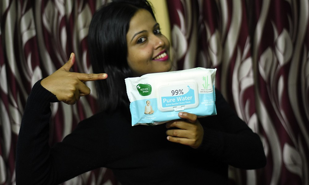 Mother Sparsh New Baby Wipes