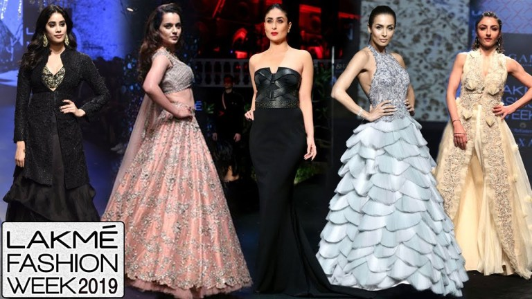 LFW 2019 – Bollywood Best Dressed