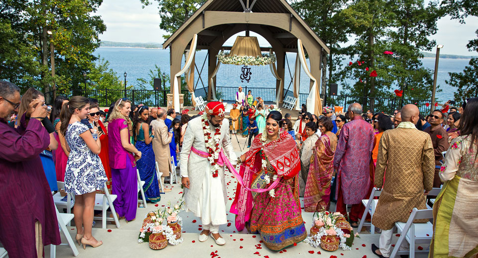 wedding reception venue india