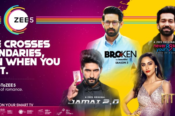 If you are a hopeless romantic then Jamai 2.0 and Fittrat are the shows for you.. Watch ZEE5 to know more