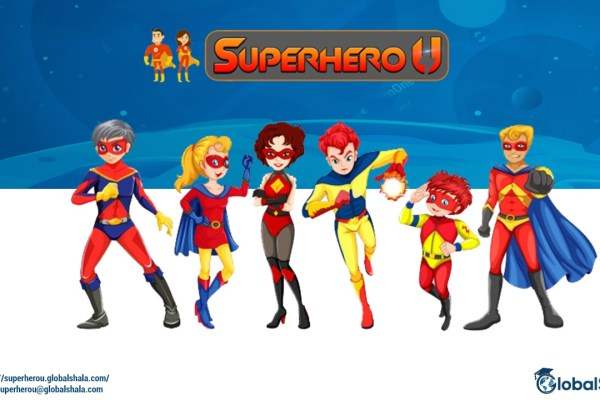 Unleash Your Creativity to Trump A Global Challenge with 'Superhero U' by GlobalShala & Earn Prizes Worth $90,000