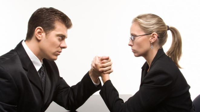 نتيجة بحث الصور عن أيهما أكثر إنتاجية الرجال أم النساء؟