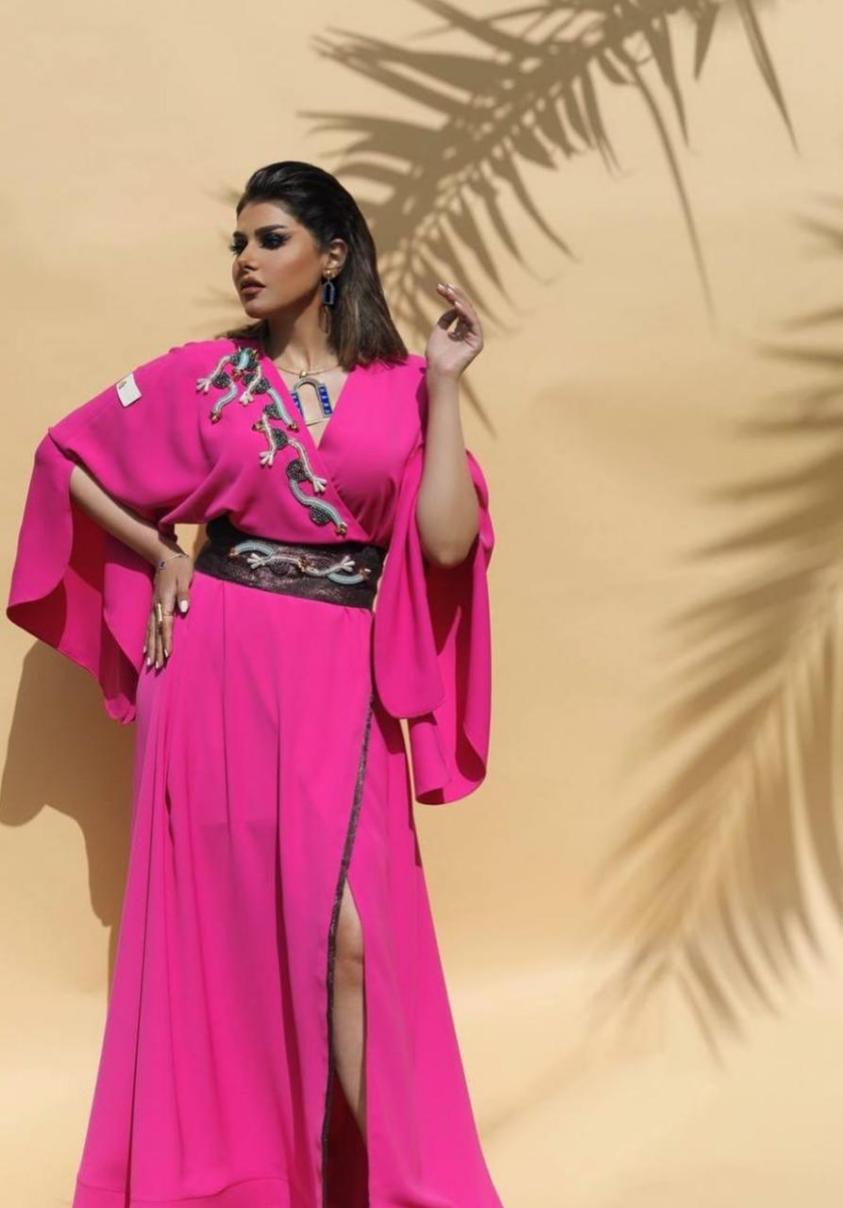 لولو العسلاوي   -الصورة من حسابها على الانستغرام