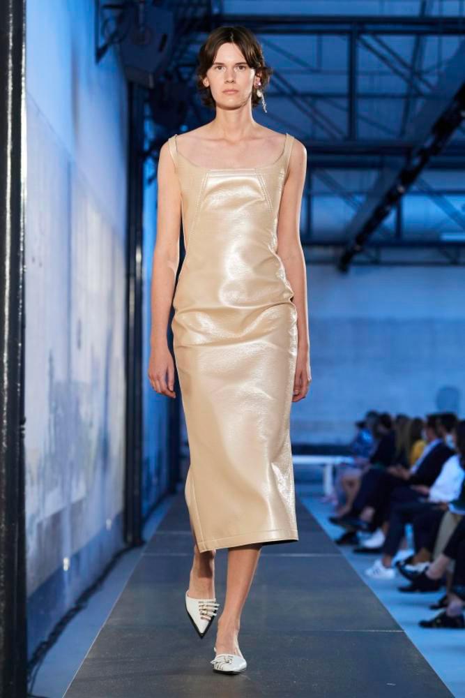 فستان نيود جلد من N21