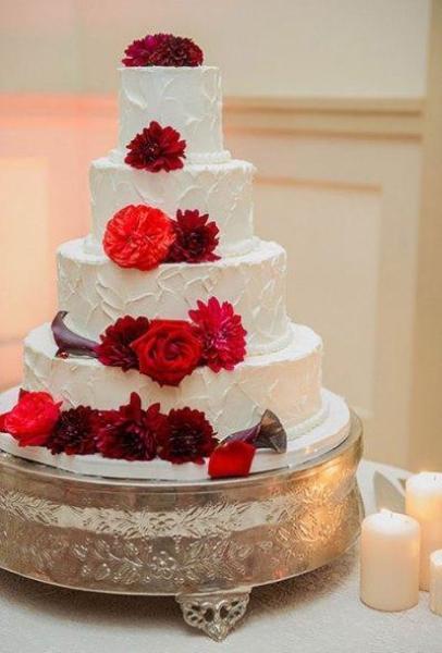 كيكة الزفاف
