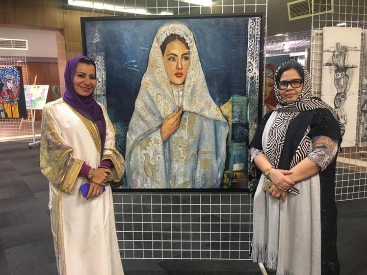اليوم الوطني السعودي فرصة لفناني السعودية لإظهار إبداعهم