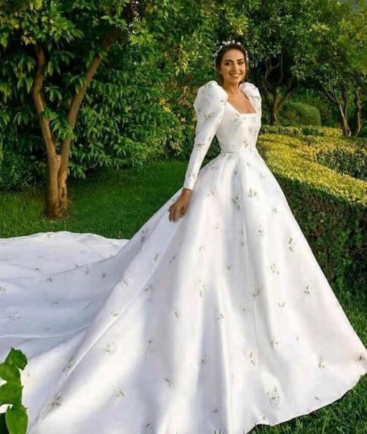 زفاف فاليري أبو شقرا