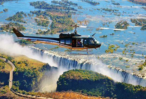 أفضل 10 أنشطة سياحية في شلالات فيكتوريا