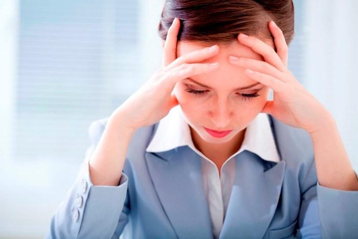 التوتر قد يُشعرك بحرارة داخلية