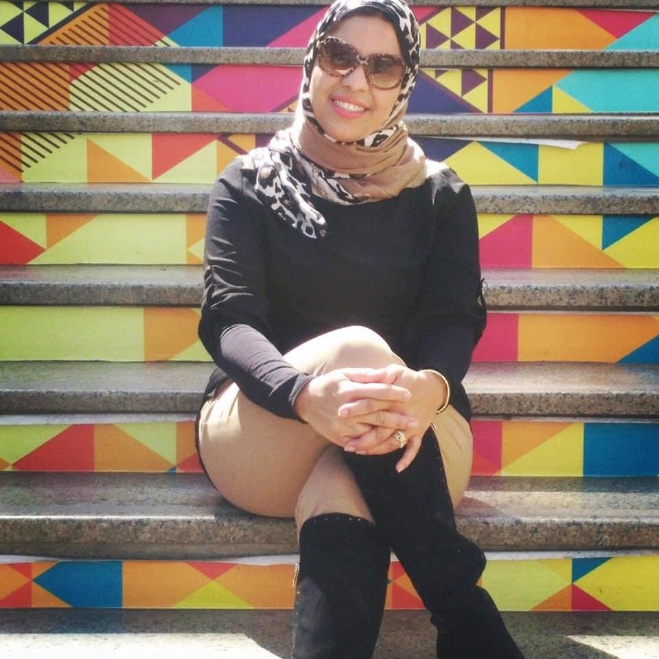 زوجة ياسر فرج