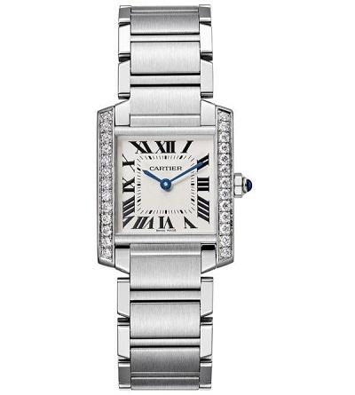 ساعة تانك من كارتييه Cartier Tank