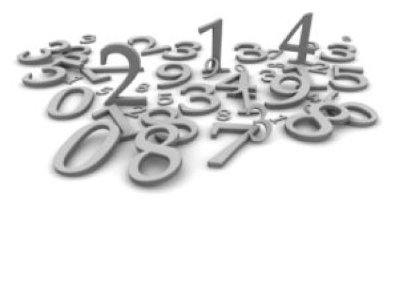 numbers in blogs