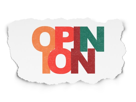 opinion in blogging