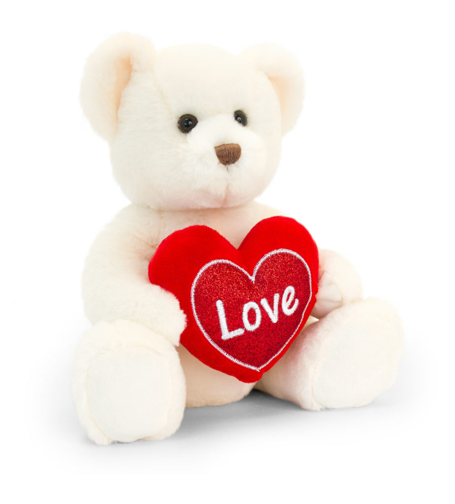 Send A Large Cream Teddy Bear This Valentines Day Teddy