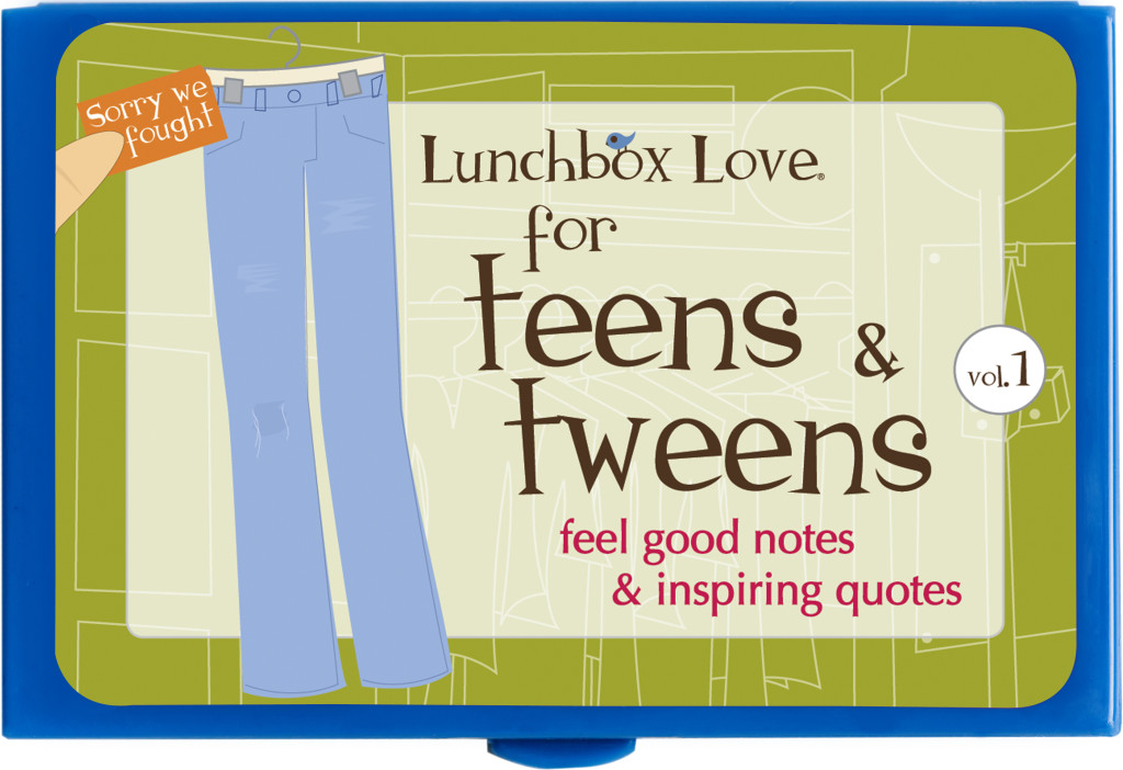 Lunch Box Notes for Adults  Teens  Tweens Volume 1  Lunchbox Love