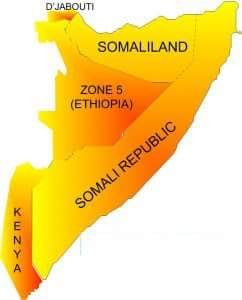 Great Somalia A Dream Gone With The Wind