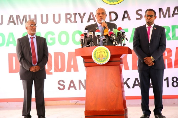 Somaliland President advises 380 students in pursuit of further studies abroad on the need of expertise