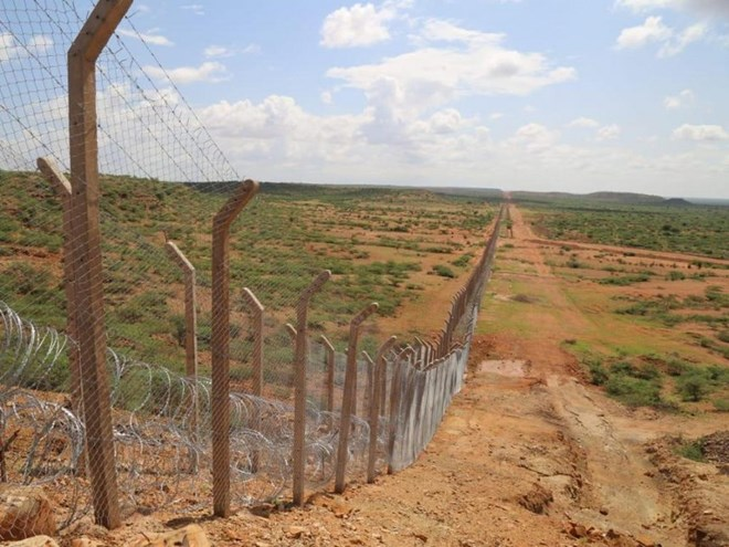 Somalia boundary wall works praised by MPs