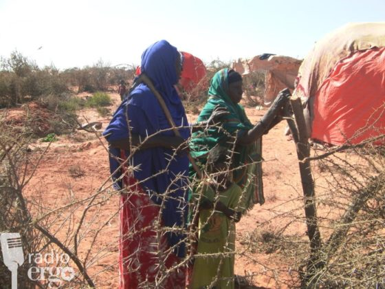 Somaliland: Land given to displaced Somali families in Burao