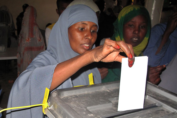 SOMALILAND: A DEMOCRACY WITHOUT WOMEN REPRESENTATION
