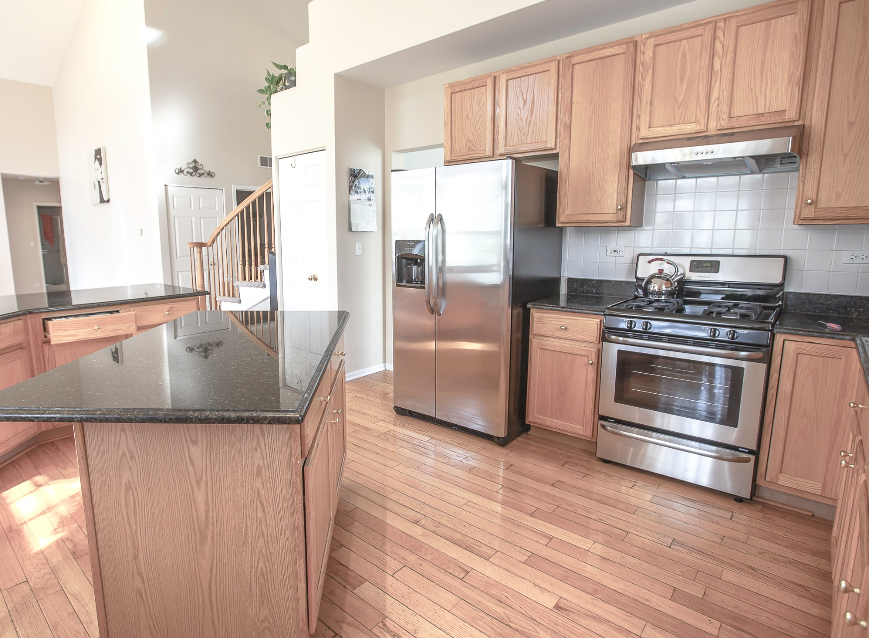 oak kitchen islands ikea cabinet doors 热帖 - weee! 华人生鲜第一站