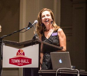 Cheri Perzzoli, Director of Advocacy