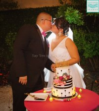 {Alma and Anthony}- Key West wedding planner – Marriott Beachside Key West wedding