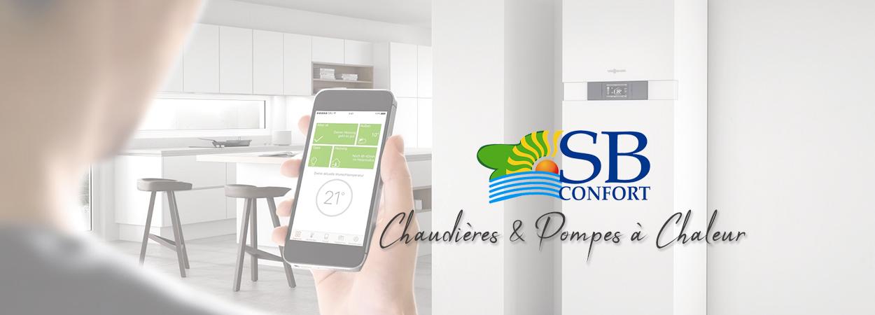sb confort plombier charente maritime chaudière et pompes à chaleur