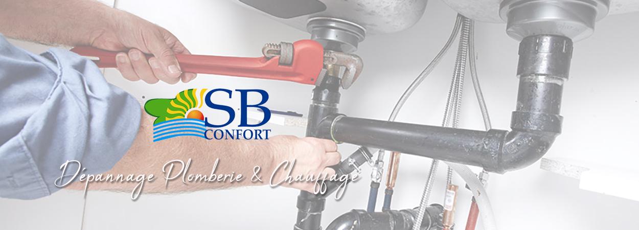 sb confort plombier charente maritime la rochelle depannage plombier chauffage